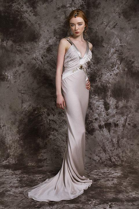 Deco Mirror Dress