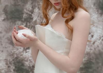 Secret rose garden gown