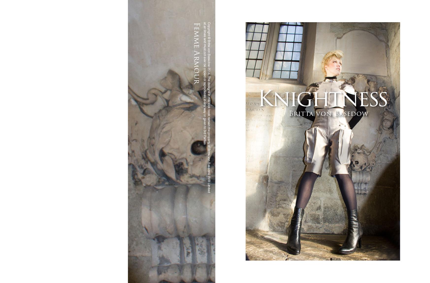 Knightness by Britta von Basedow